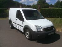 Ford transit connect 75 t200 2010 52000 service history