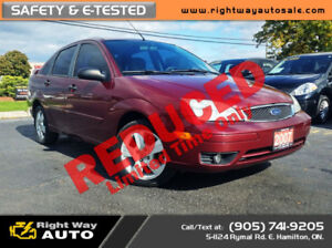 2007 Ford Focus SES | **FALL SALE**