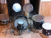 Drum set great for beginners