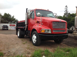 Single axle dump truck  REDUCED