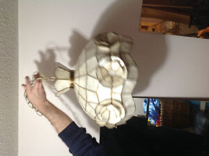 Stain glass Tiffany styled hanging light