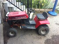 Lawn tractor for sale/trade
