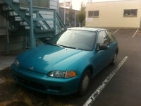 1993 Honda Civic Hatchback