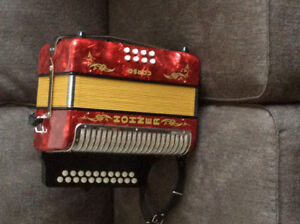 For Sale Horner Corso Accordion