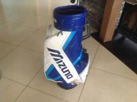 Mizuno Professional Tour Golf Trolley Bag