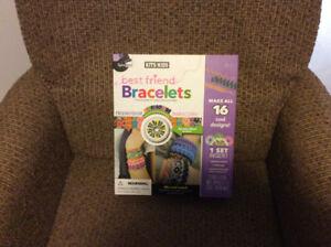 Best Friend Bracelets kits for kids never opened brand new