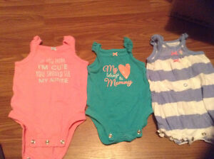 0-3 mth girls clothes London Ontario image 4