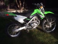 KLX 140 L in great condition