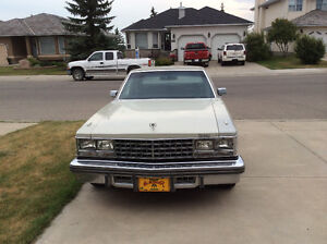 Classic Cadillac Low Mileage