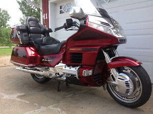 2000 Honda Goldwing GL1500 SE