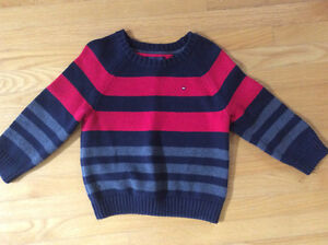 Tommy Hilfiger Sweater Size 2T