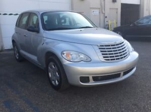 2009 Chrysler PT Cruiser 6 Months powertrain warranty included.