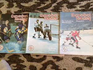 1976 OHL hockey program set Kitchener / Waterloo Kitchener Area image 4