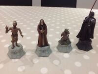 Star Wars chess piece ornaments