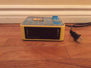 Brand new despicable me projection clock radio Kitchener / Waterloo Kitchener Area image 1