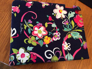 Vera Bradley iPad tablet  case  NEW NO Box or tag was  $58.00