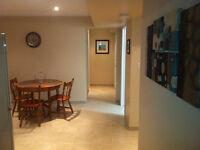 Basement Room for Rent - JAN 1st