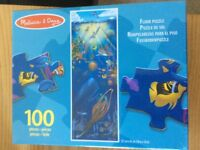 Melissa & Doug Floor Puzzle-100 piece