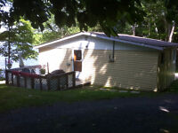 Great 3 bedroom lakefront cottage available October 1st!