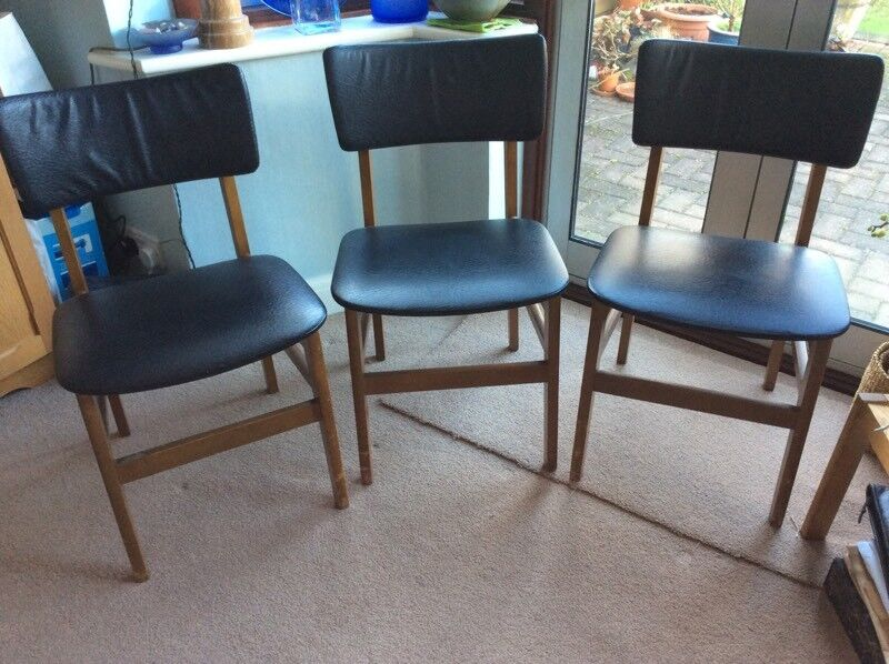 Free - 3 occasional chairs