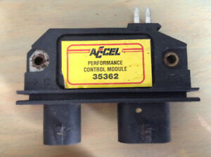 Ignition Control Module (ICM) Accel Pontiac Fiero V6
