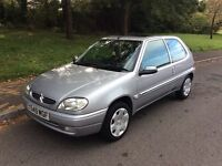 2001 Citroen Saxo 1.4 Desire Automatic-1 owner-Yes this is only 6,000 miles-12 months mot