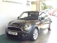 2011 MINI Hatch 2.0 Cooper SD 3dr Diesel grey Manual
