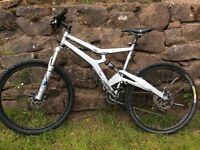 Marin Rift-Zone Mountain Bike