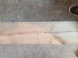 Maple Lumber