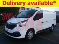 2015 Renault Trafic SL29 Business Plus 1.6 DAMAGED REPAIRABLE SALVAGE