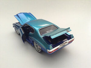 "FOR SALE:  1971  PONTIAC G.T.O.  ""THE JUDGE"" - 1:24 scale"