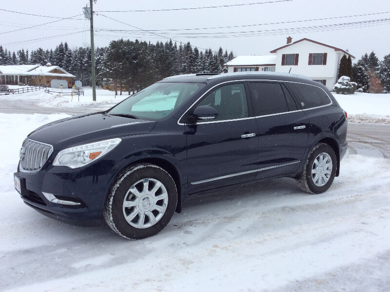 Moncton Buick Enclave >> REDUCED 2016 Buick Enclave SUV, Crossover AWD | used cars & trucks | Moncton | Kijiji