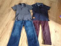 Boys bundle age approx 6-7 years