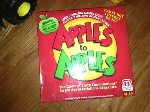 Excellent condition Apples to Apples game for sale