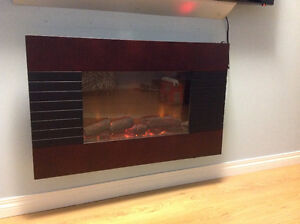 Electric fireplace for sale $70