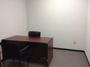 Interior Office Rooms Available for Rent in West Broadway!