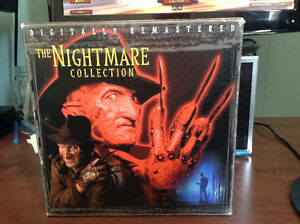 The Nightmare Collection (vhs)