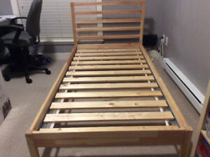 IKEA single bed frame