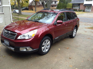 WINTER IS COMING! Get Ready with Subaru Outback AWD!