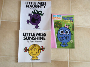 Mr.Men Little Miss DVD's and Books Lot Sarnia Sarnia Area image 2