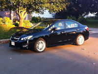 2013 (left over) Subaru Impreza Limited (Fully Equipped)