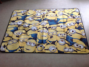 Despicable Me Mat