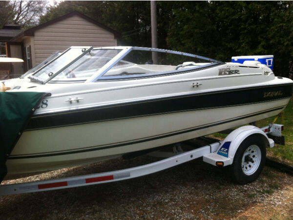 Used 1998 Doral Boats 185BR