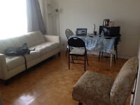 Clean 3 1/2 Apartment DOWNTOWN MONTREAL McGill Ghetto