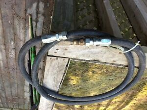 hydraulic hose 9 feet long Cambridge Kitchener Area image 2