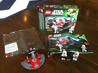 LEGO 75001 - Republic Troopers vs. Sith Troopers