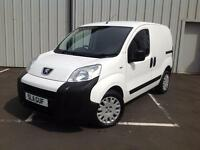 Peugeot Bipper 1.3HDi 75 ( s/s ) SE PANEL VAN (11 REG ) LOCAL COMPANY OWNER VAN