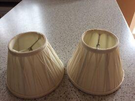 Laura Ashley small lamp shades