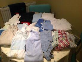 6-9 months Baby Clothes Bundle.
