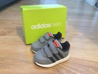 Adidas Trainers Size 3 infants